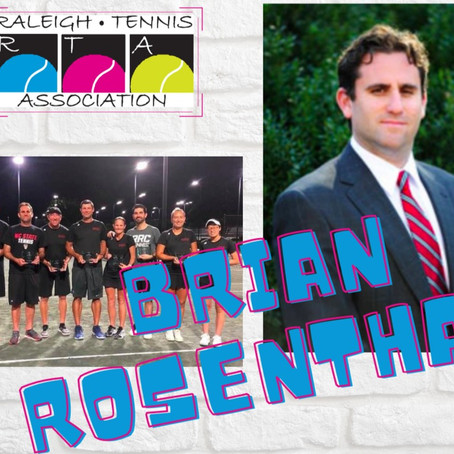 RTA BOARD SPOTLIGHT: Brian Rosenthal, Past President