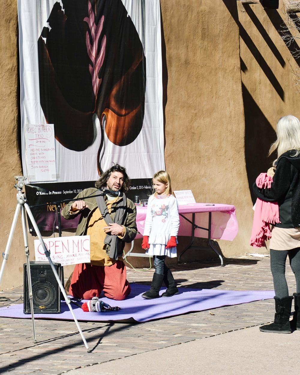 Art's Birthday Santa Fe 2016