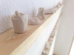 The Royal Breadshow ceramic figurine