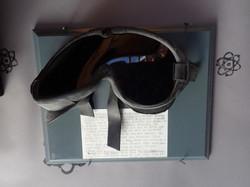 Vintage Blast Goggles