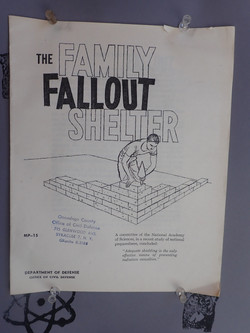 The Family Fallout Shelter
