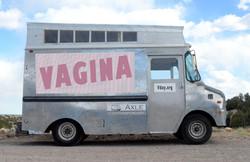Vagina Van for V-Day