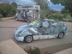 Art Cars, Marion Wasserman