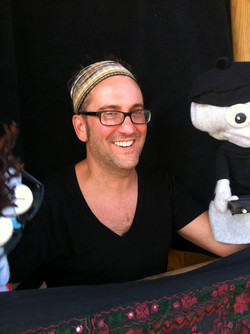 Ross Hamlin, Dubstep Puppet Show