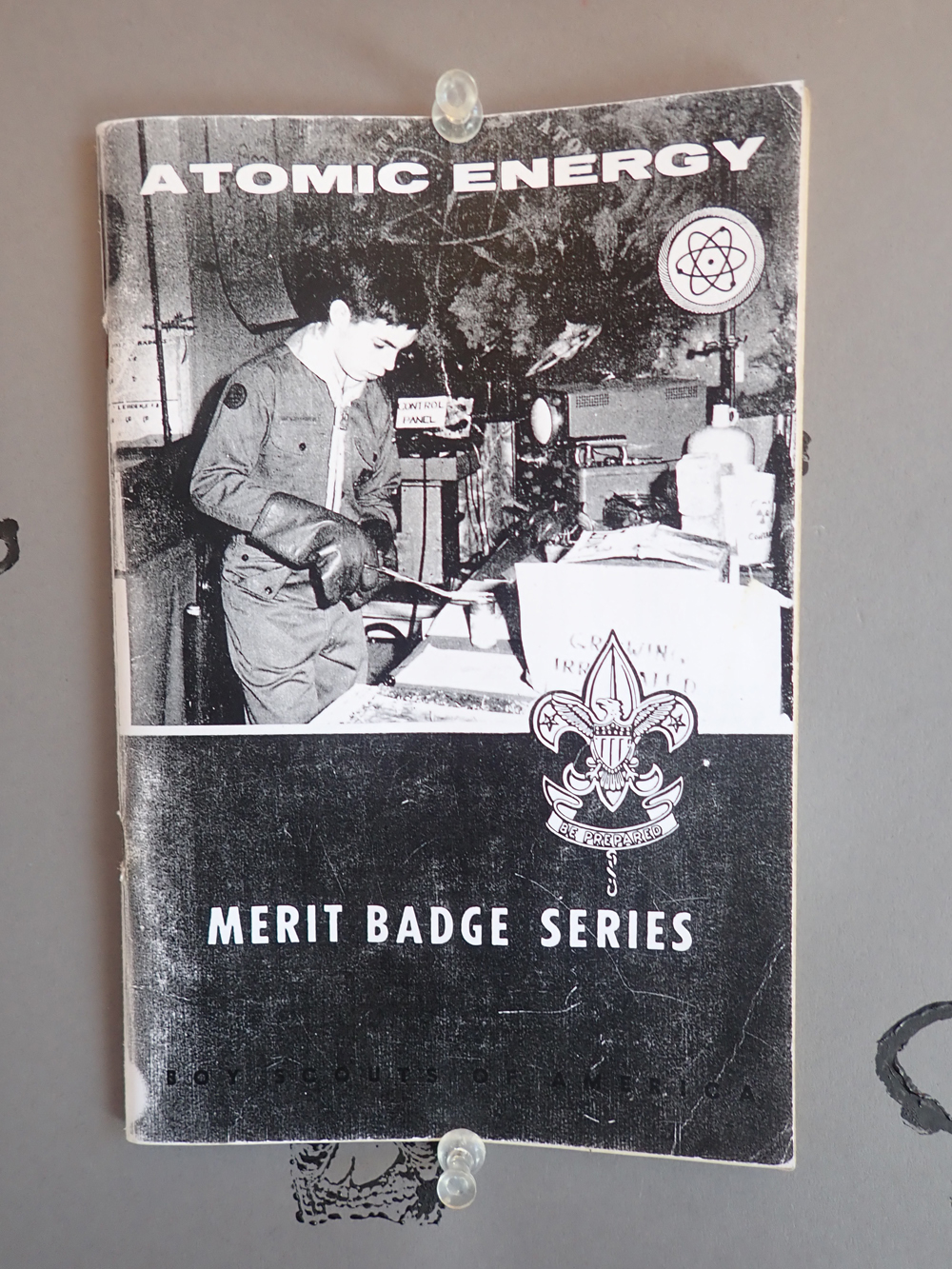 Atomic Energy, Merit Badge Series