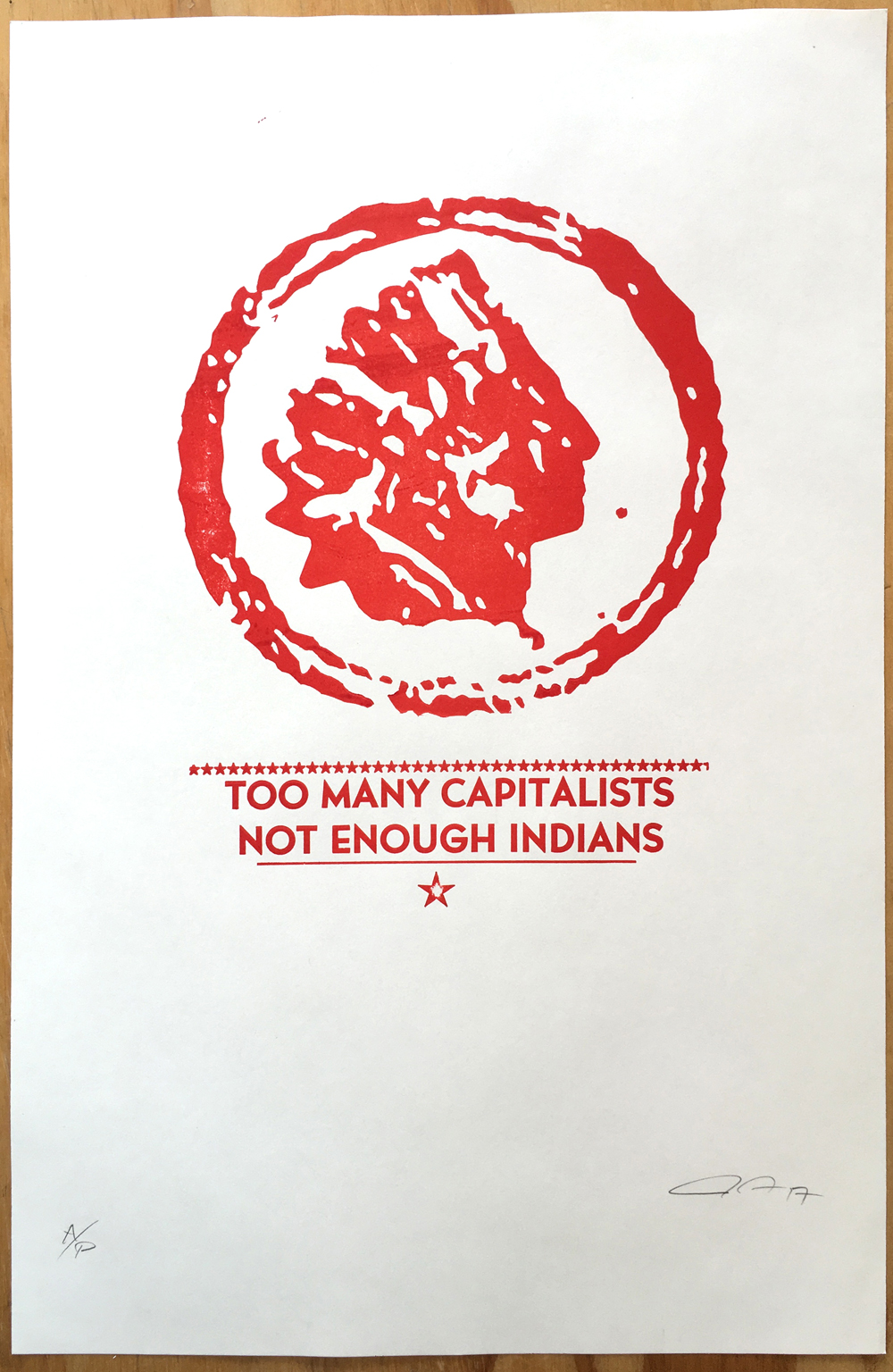 Too Many Capitalists