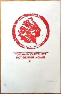 Too Many Capitalists