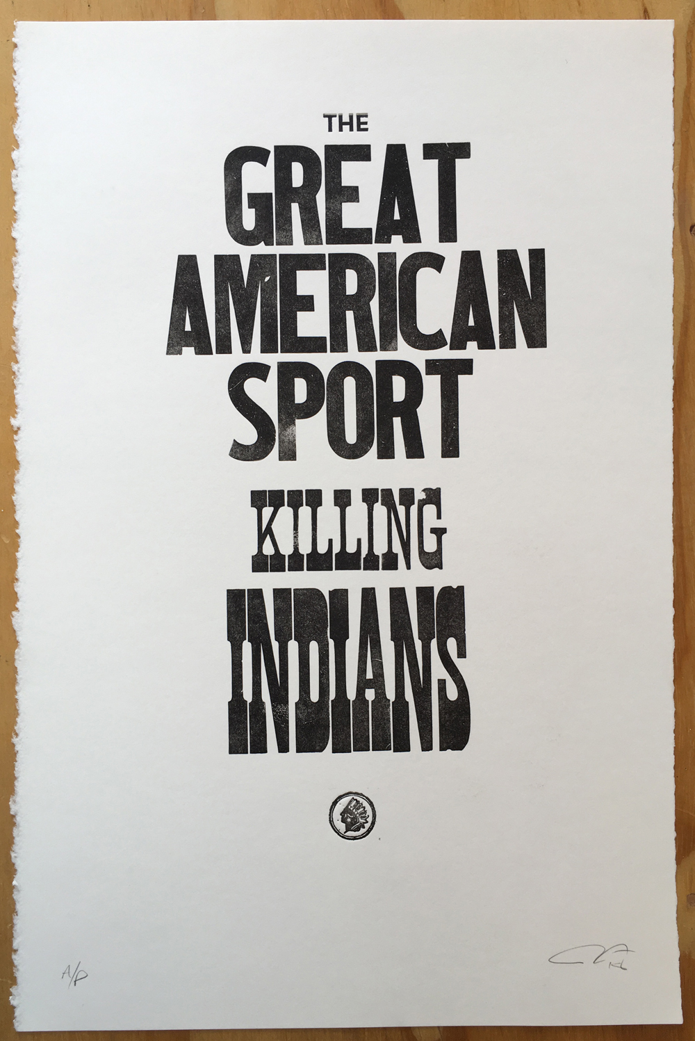 The Great American Sport