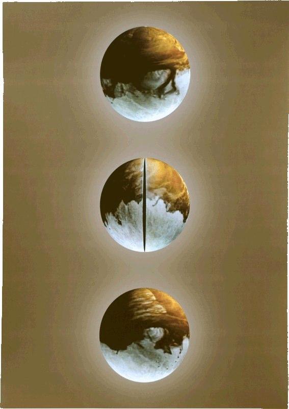 Steina 3 spheres