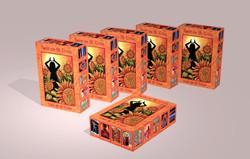 Tarot de St. Croix boxes