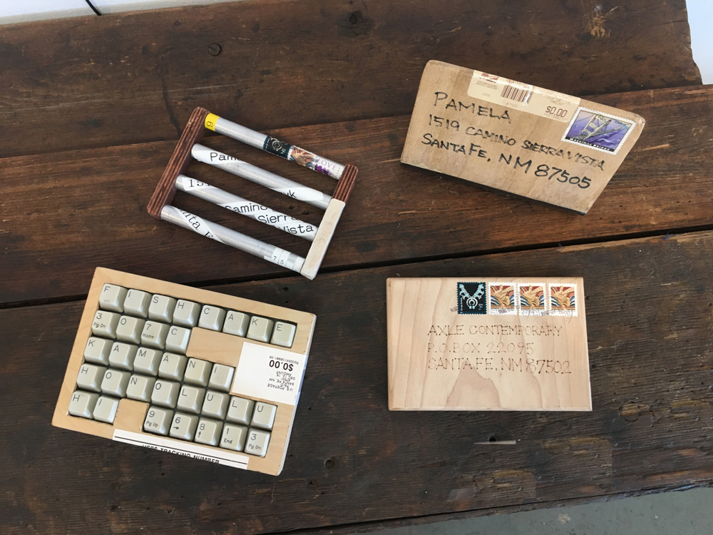 Gen Hayashida   Postcards   $200 each .j