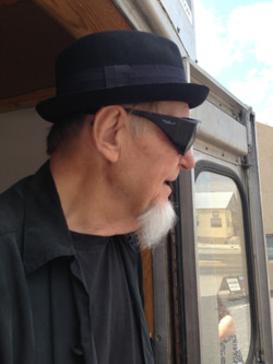 The Artist is in Woody Vasulka
