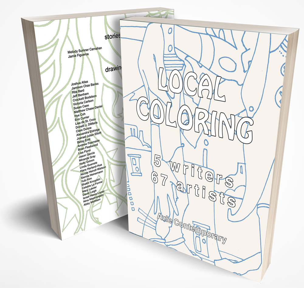 Local Coloring book