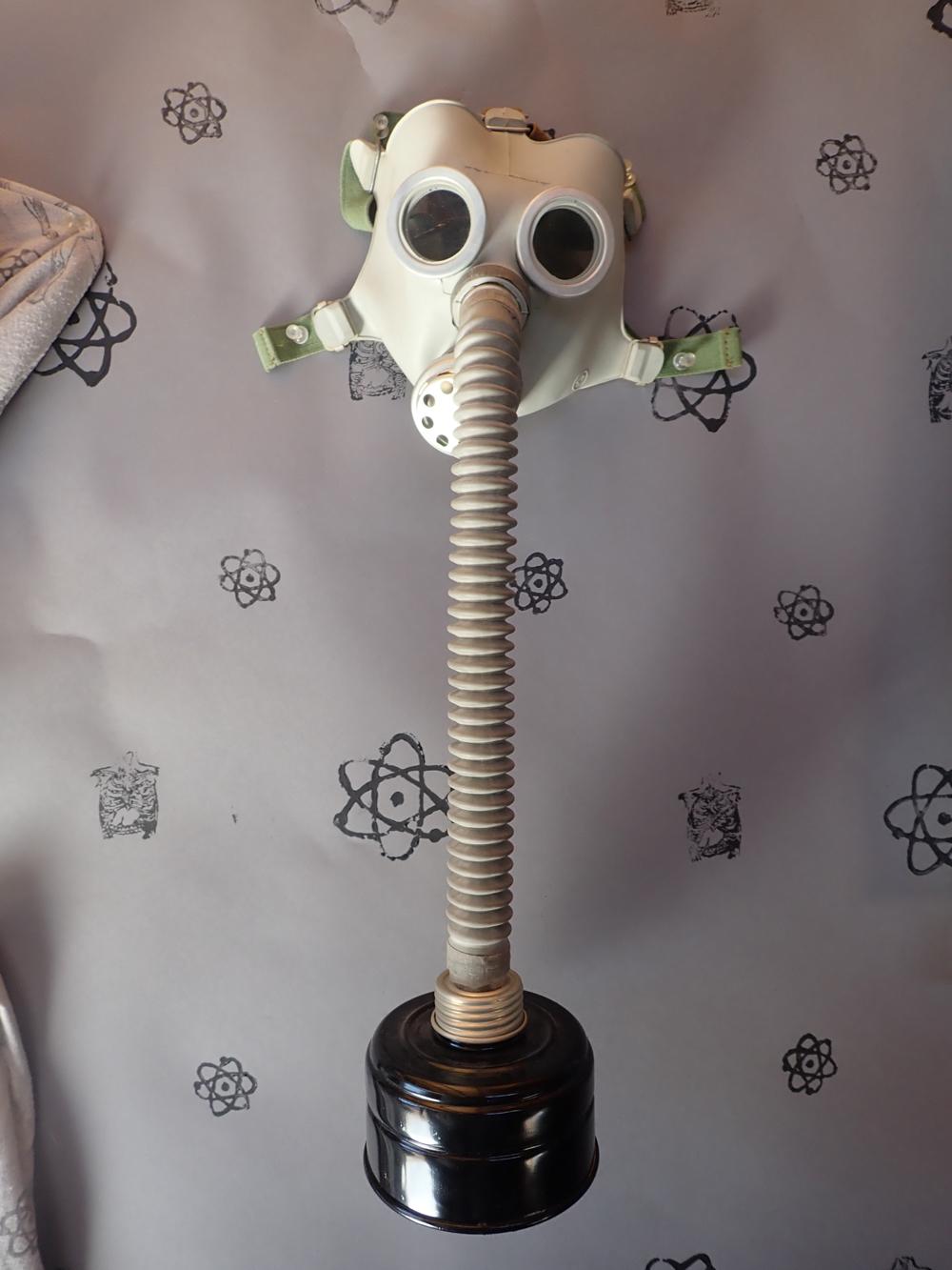 Child's gas mask