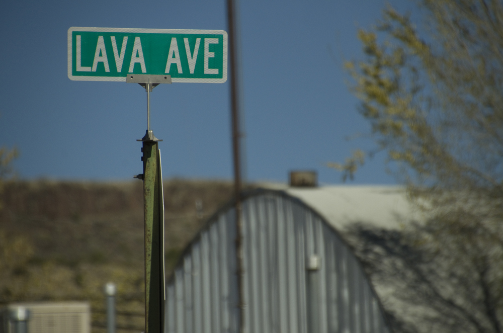 Lava Ave sign, Milan.jpg