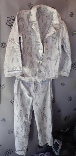 Atomic Children's Pajamas