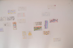 """collection/display of """"Arts"""""""