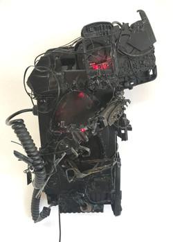 Steve Storz    Grunge Machine Black Blos