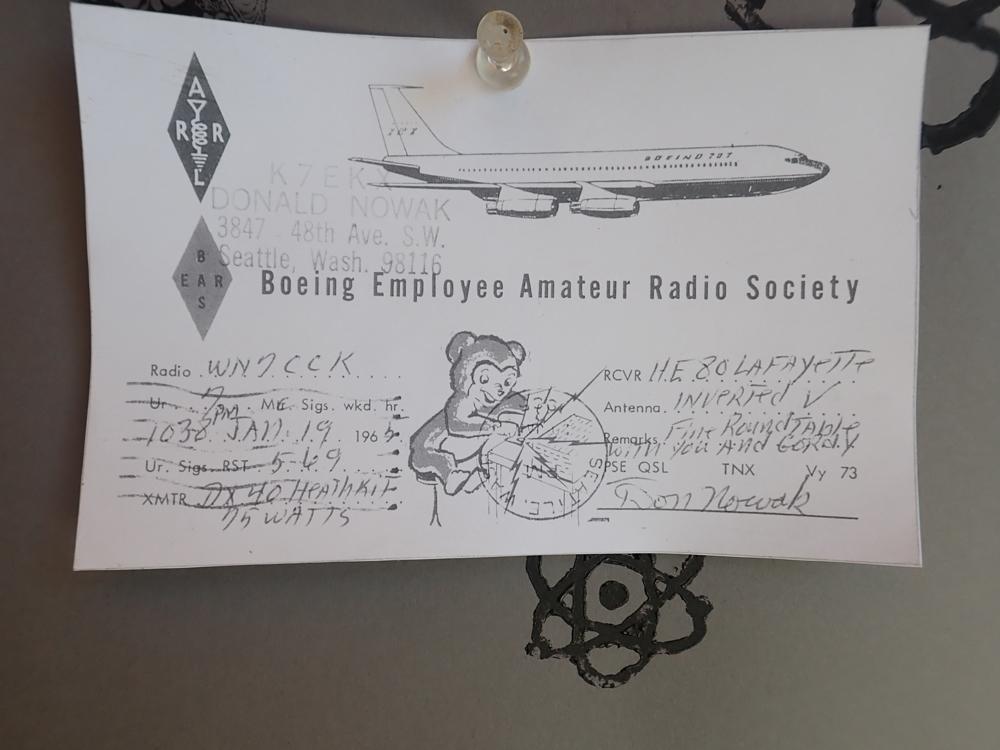 Boeing Employee Amateur Radio Societ