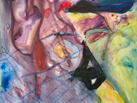 Kandinsky and Chagall Flee Fascism
