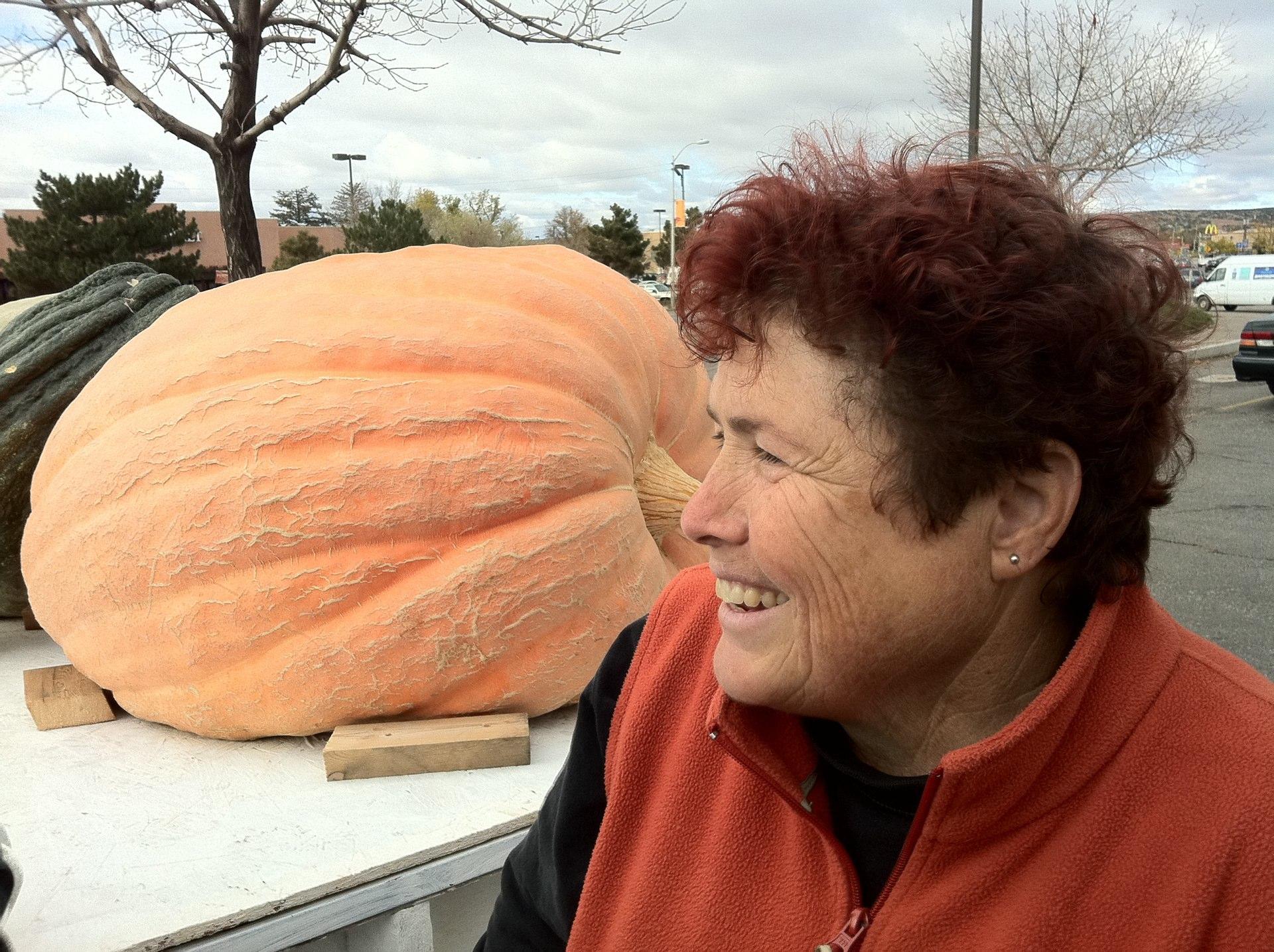Jannine Cabossel, Enormous Squash