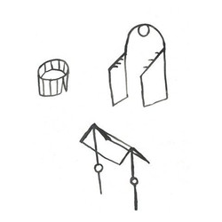 Emblems of Hidden: humble objects
