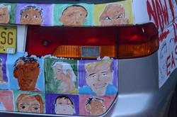Art Cars, Jerry Wellman