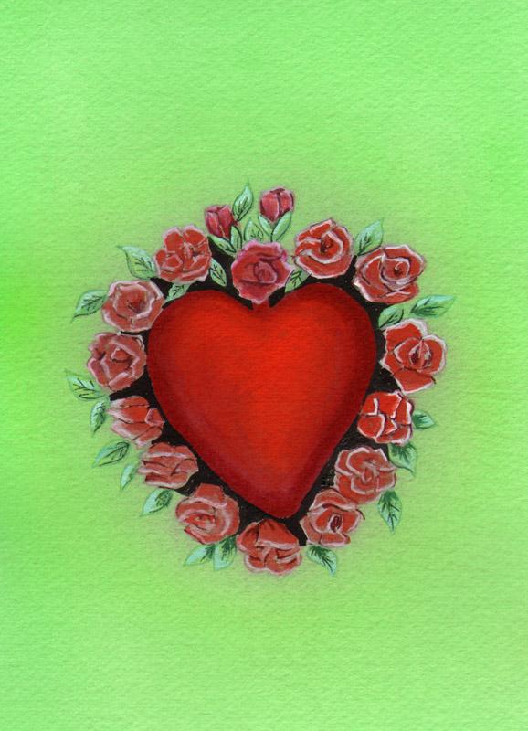Lisa de St. Croix Heart