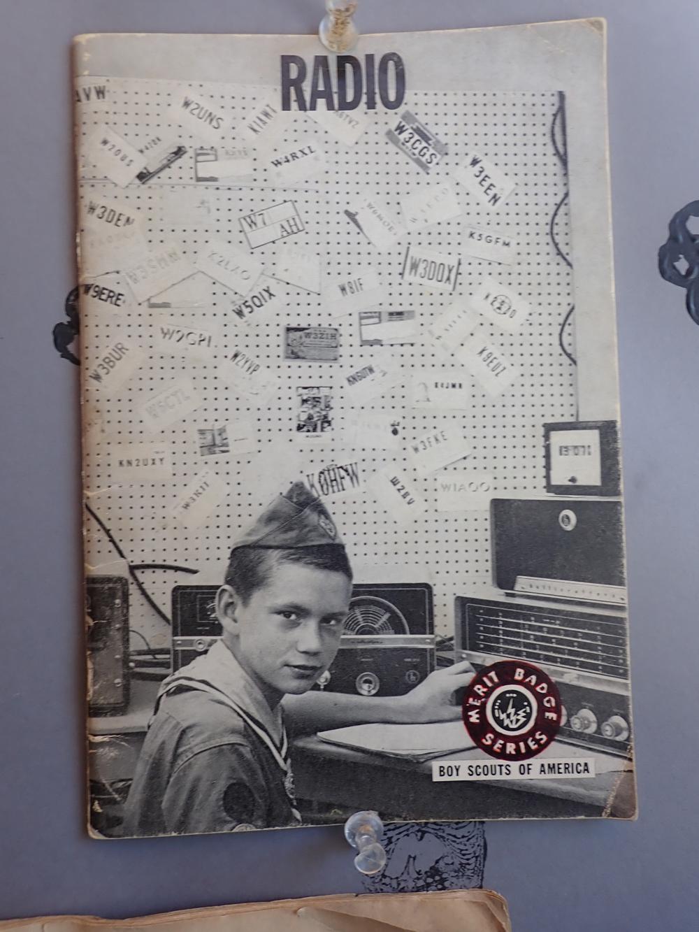 Radio, Merit Badge Series