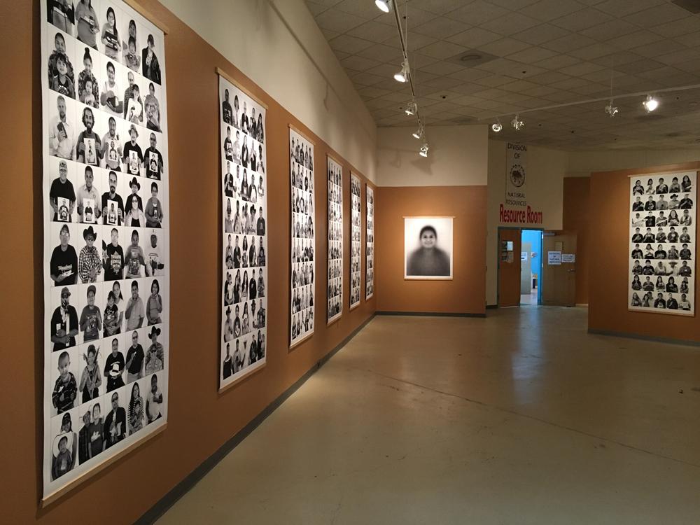 EPU Dinetah at the Navajo Nation Museum