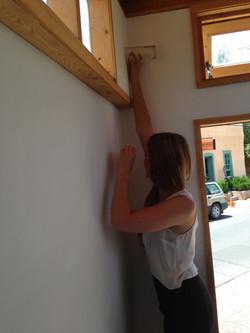 The Artist is in  Lara Nickel