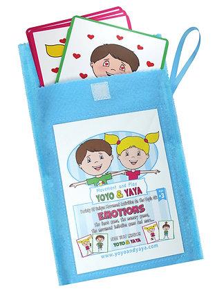 YoYo & Yaya - Directions Card Pack