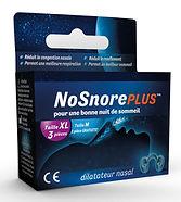 dilatateur nasal anti-ronflement NoSnore Plus