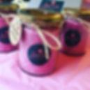 JoEve Rosé Scrubs ready to go 😘 Exfolia