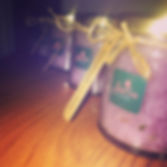 This Lavender Body Scrub is going down d