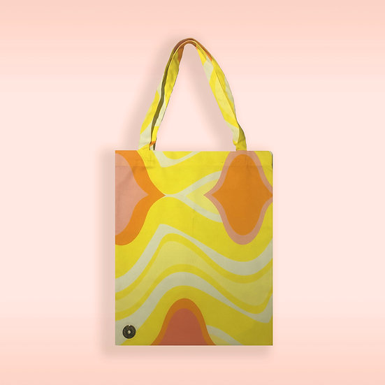 Tote Bag JANE CITRUS