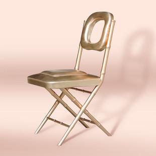 Chaise GALANTE Cuir