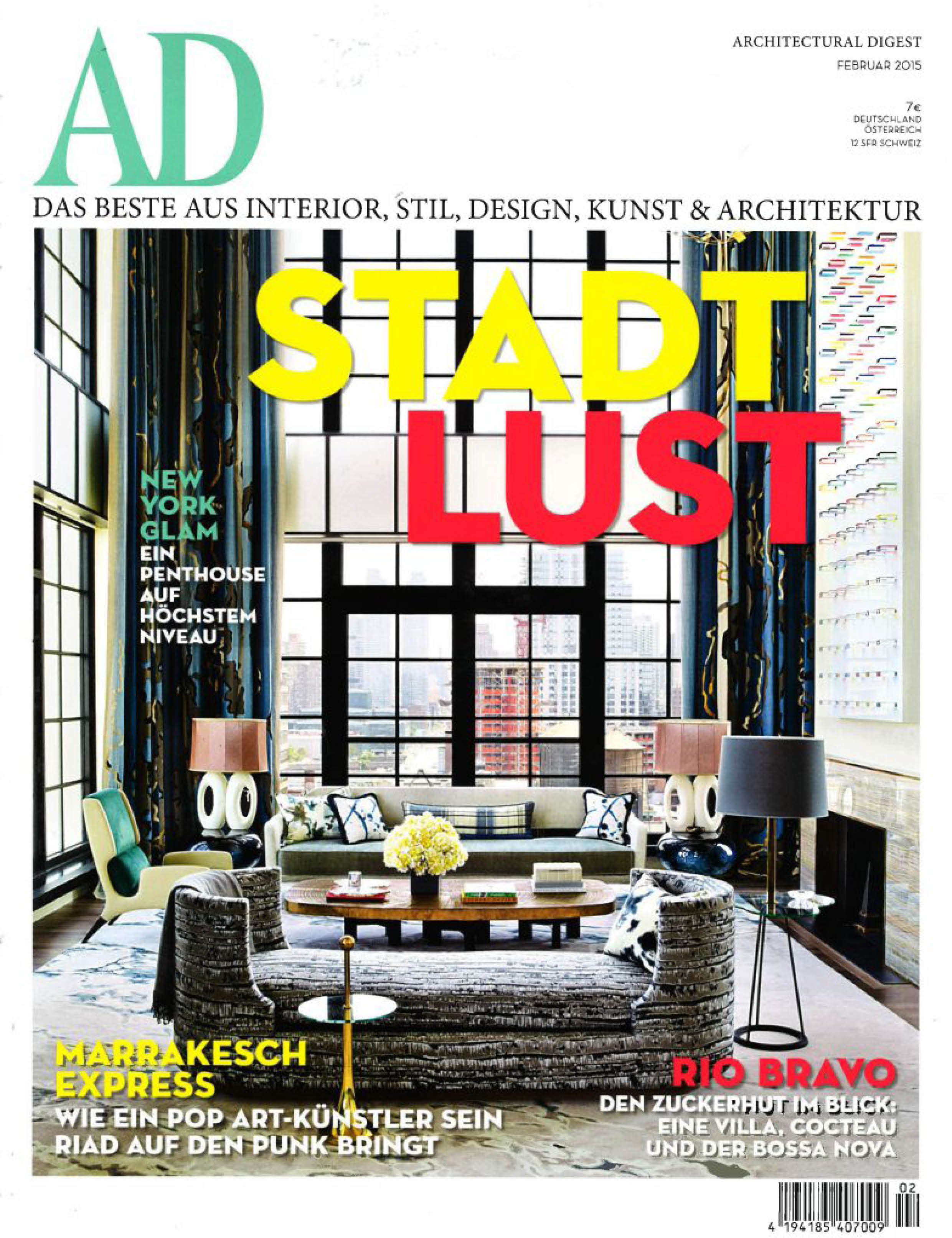AD ALLEMAGNE -2015 couverture