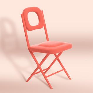 Chaise GALANTE Tissu