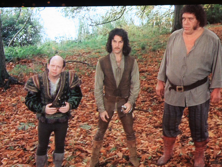 Catch this Quote from the Princess Bride