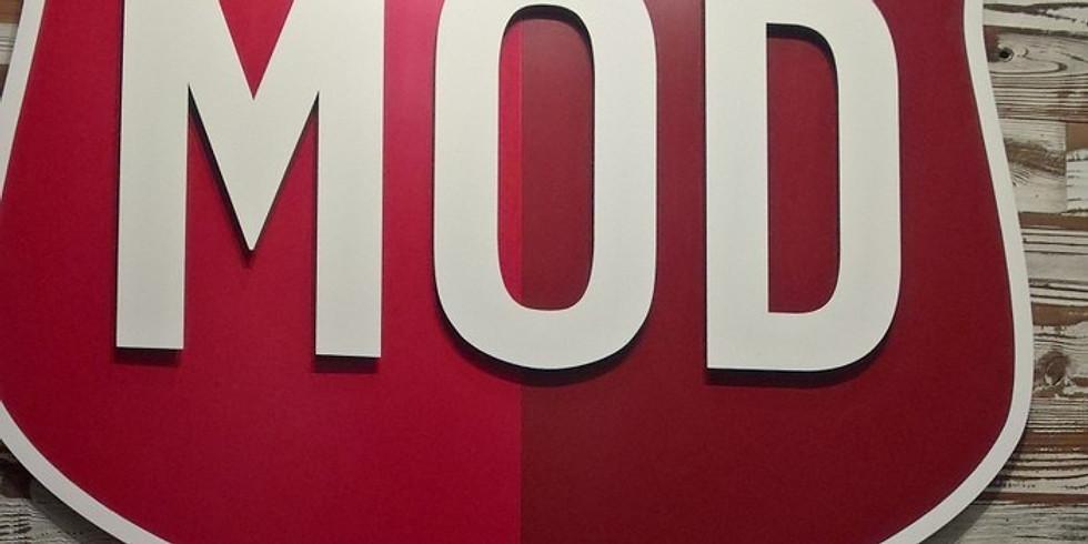 MOD Pizza & Yogurt Hut