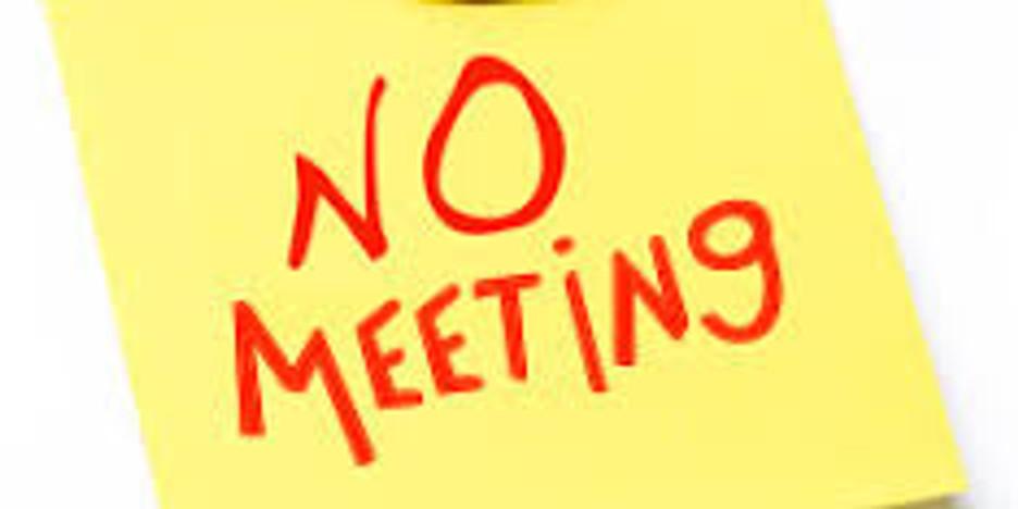 No Meeting (Vacation)
