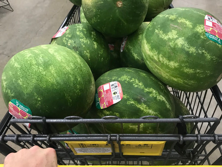 War of the Watermelons
