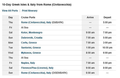 2020 Greek Italy Sept 10 to 20th Pic 2 I