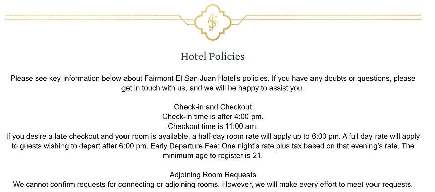 2020 Elsan juan hotel policies.jpg