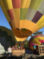 2018 Harrahs Rincon Ballooning getting r