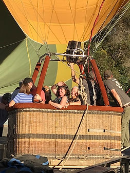 2018 Harrahs Rincon Ballooning getting r