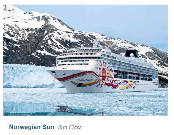 2019 Alaska 2020 July 2 to 13 Sun to Thu