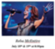 2019 Turning Stone Reba July 18th & 19th