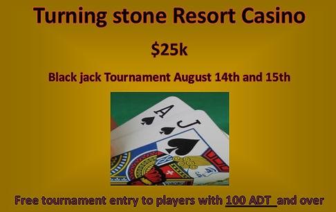 2020 Turning Stone 25K BJ Trn Aug 14th a